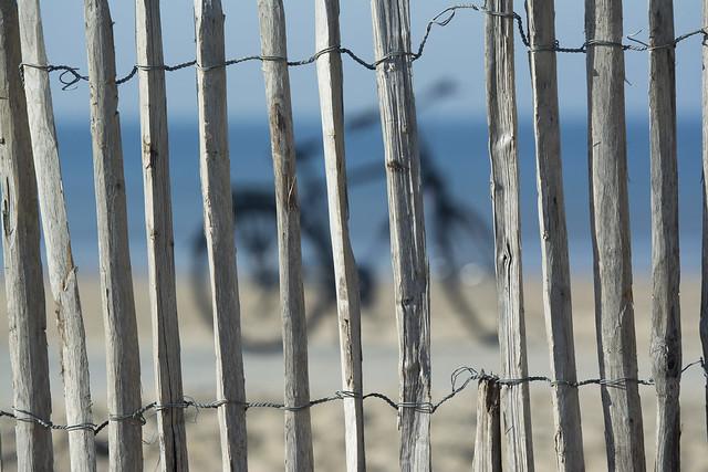Jan van der Wolf - Bicycle behind fence (on Explore)