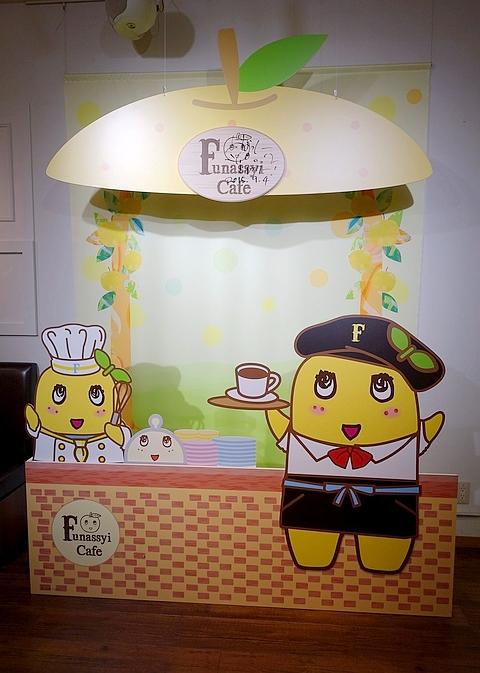 東京必吃船梨精主題咖啡店05
