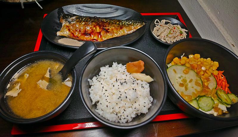 松江南京 午餐