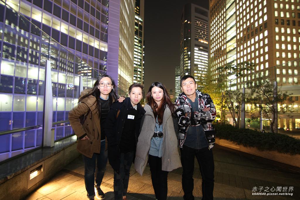 Tokyo Winter Illuminations- Caretta汐留-IMG_9881014