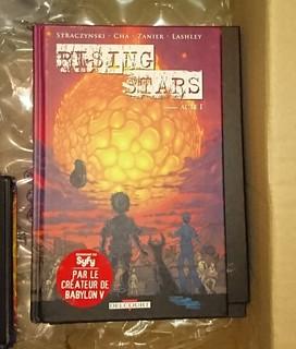 Rising Stars - Tome 1