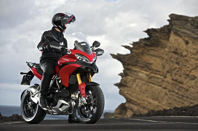 Эндуро Ducati Multistrada 1200