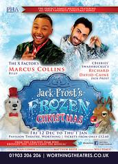 Jack Frost's Frozen Christmas