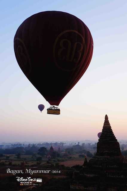Bagan Sunrise 07