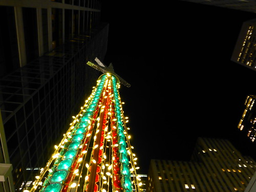 Houston, TX Christmas lights