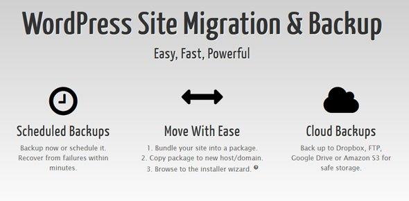 Duplicator Pro 3.3.4 - WordPress Site Migration & BackUp