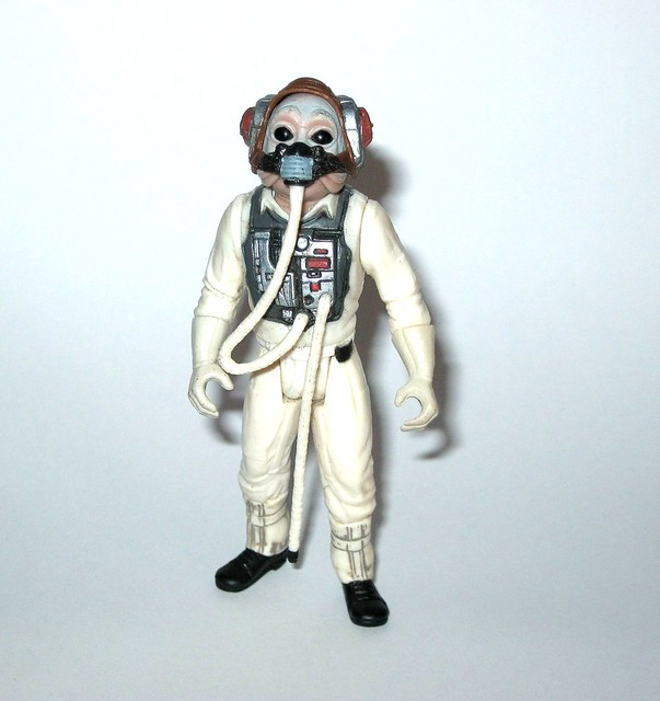 ten nunb rebel b-wing pilot star wars power of the force 2 green card from rebel pilots cinema scenes 1999 3 pack with wedge antilles and arvel crynyd basic action figures hasbro a