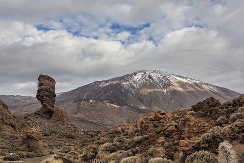 Roque Cinchado & Pico Teide #1