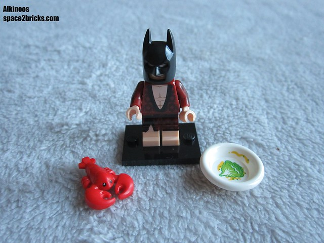 Lego Minifigures The Lego Batman Movie p22