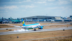 Boeing Touchdown, Future of Flight Aviation Center, Mukilteo, Washington