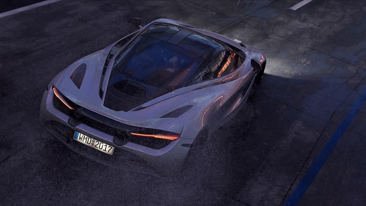 Project Cars 2 - McLaren 720S 2