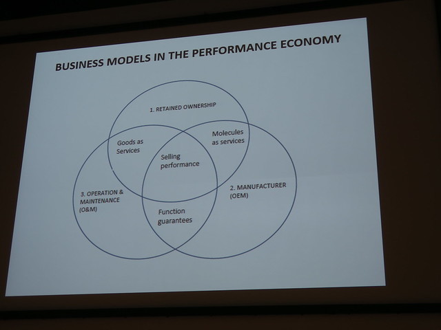 DI_20150709 035849 ISIE plenary WalterStahel RolandClift BusinessModelInPerformanceEconomy