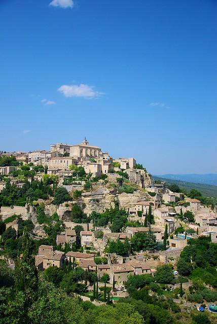 150707 Honeymoon Day3 - [France. Provence] 賽農克修道院. Gordes Village
