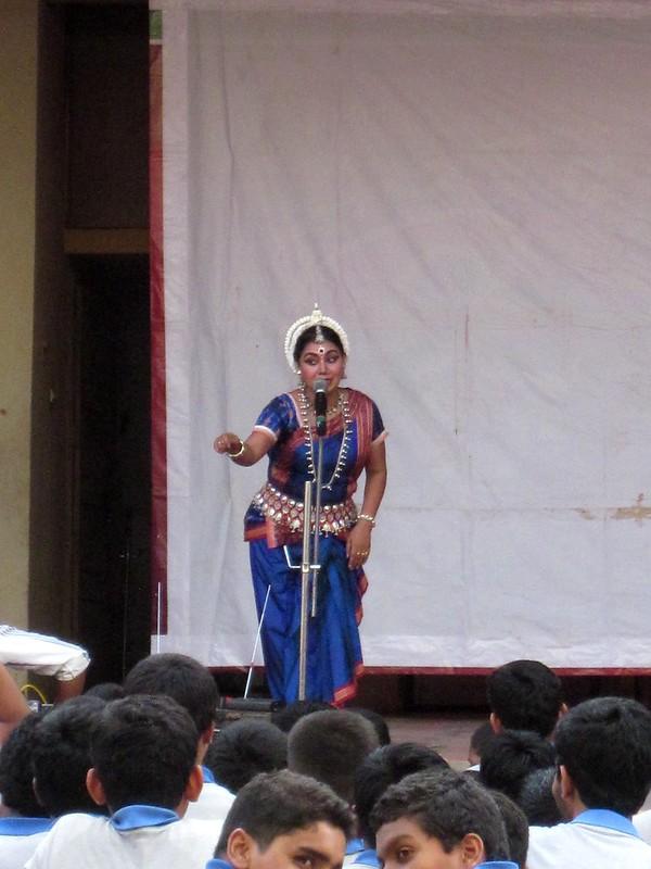 odissi dance, Mrs. Aruna Mohanty