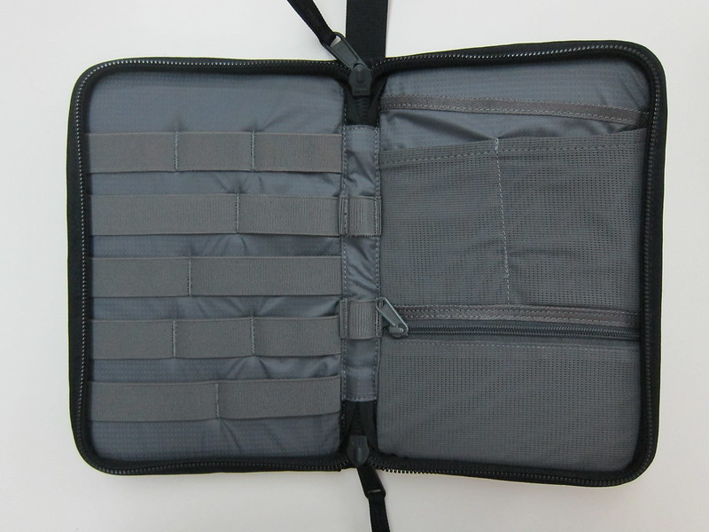 Timbuk2 Trek Book Portable Organizer - Open
