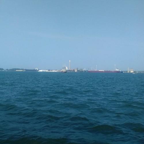 Port of Toronto #toronto #torontoharbour #port