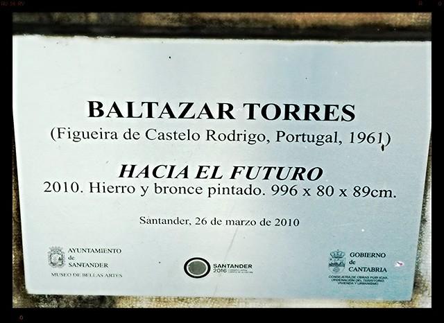 Hacia el Futuro, Baltazar Torres