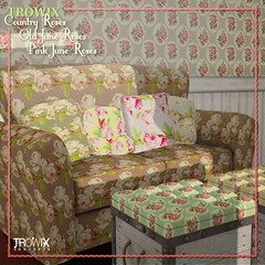 Trowix - Roses Textures MP1