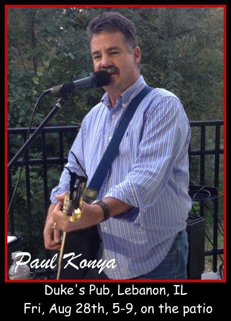 Paul Konya 8-28-15