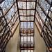 Sailing. Charted Atrium by Willem Bogtman, Scheepvaarthuis, Amsterdam, The Netherlands by Rana Pipiens