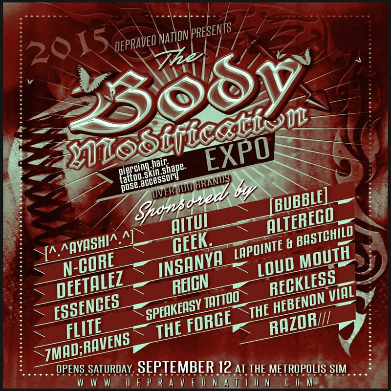 The Body Modification Expo
