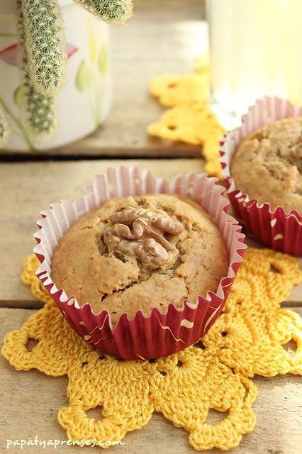 ballı susamlı muffin 014
