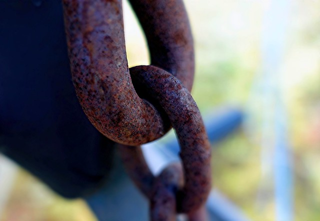 Anchor Chain - Alaska
