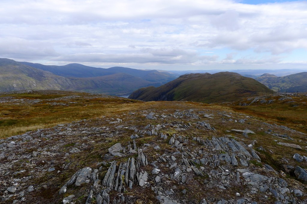 Hint of Loch Affric