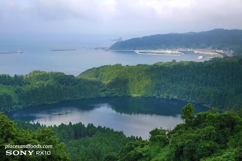 oga ninomegata lake