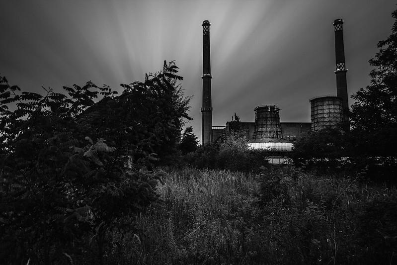 Power station Plessa