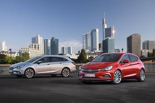 Der neue Opel Astra Sports Tourer.