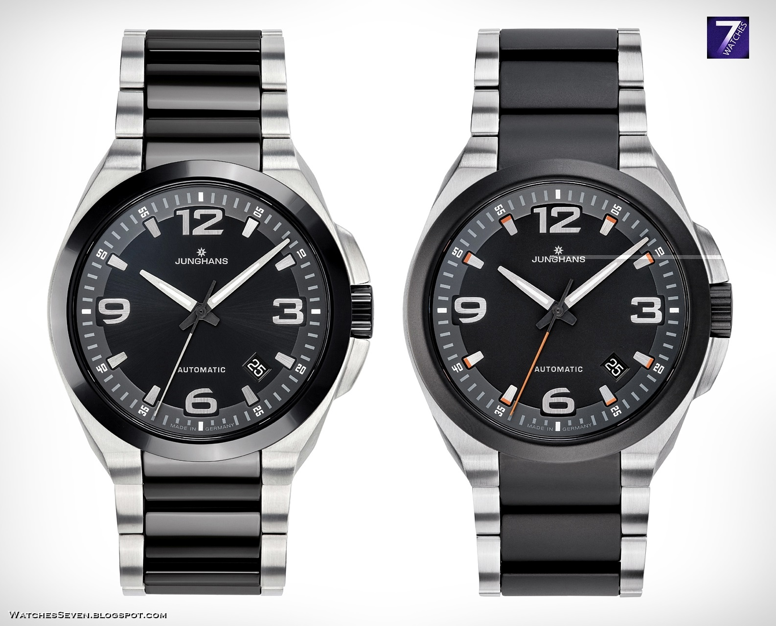 JUNGHAN's new Spektrum Automatic 21322550279_68586d0346_o
