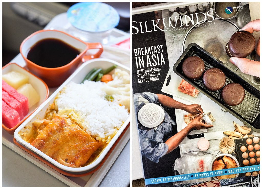 Journeying with SilkAir