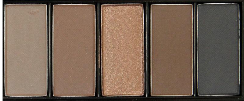 L'oréal beige la palette nude2