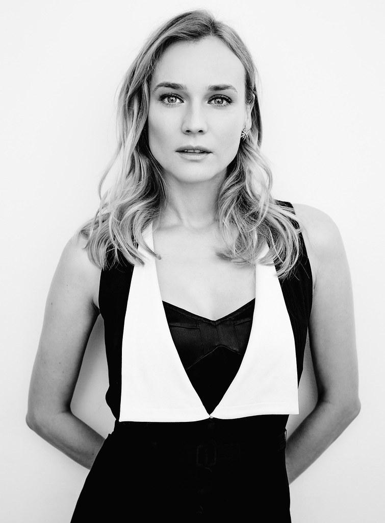 Диана Крюгер — Фотосессия для «Sky» на «TIFF» 2015 – 4
