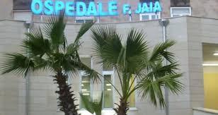 Conversano- lavori per l'efficientamento dell'ospedale FLorenzo Jaja