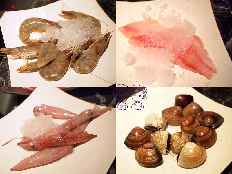 23 辛殿麻辣鍋  海鮮