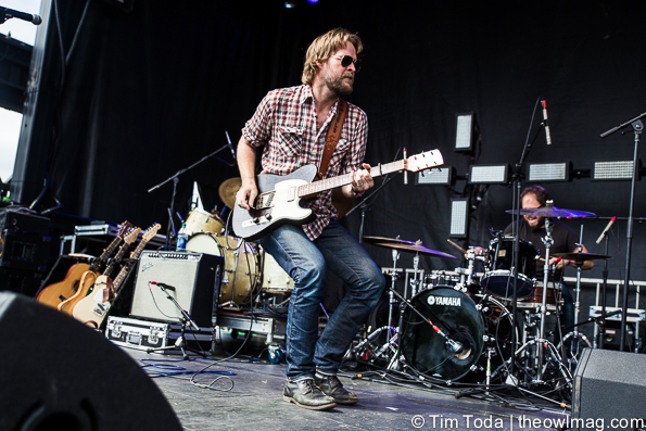 Hiss Golden Messenger @ Landmark Music Festival-14
