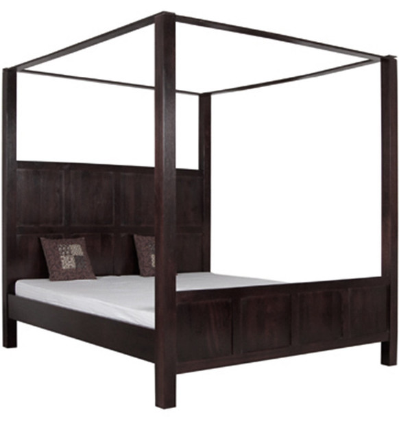 Cool Poster bed from Pepper Fry