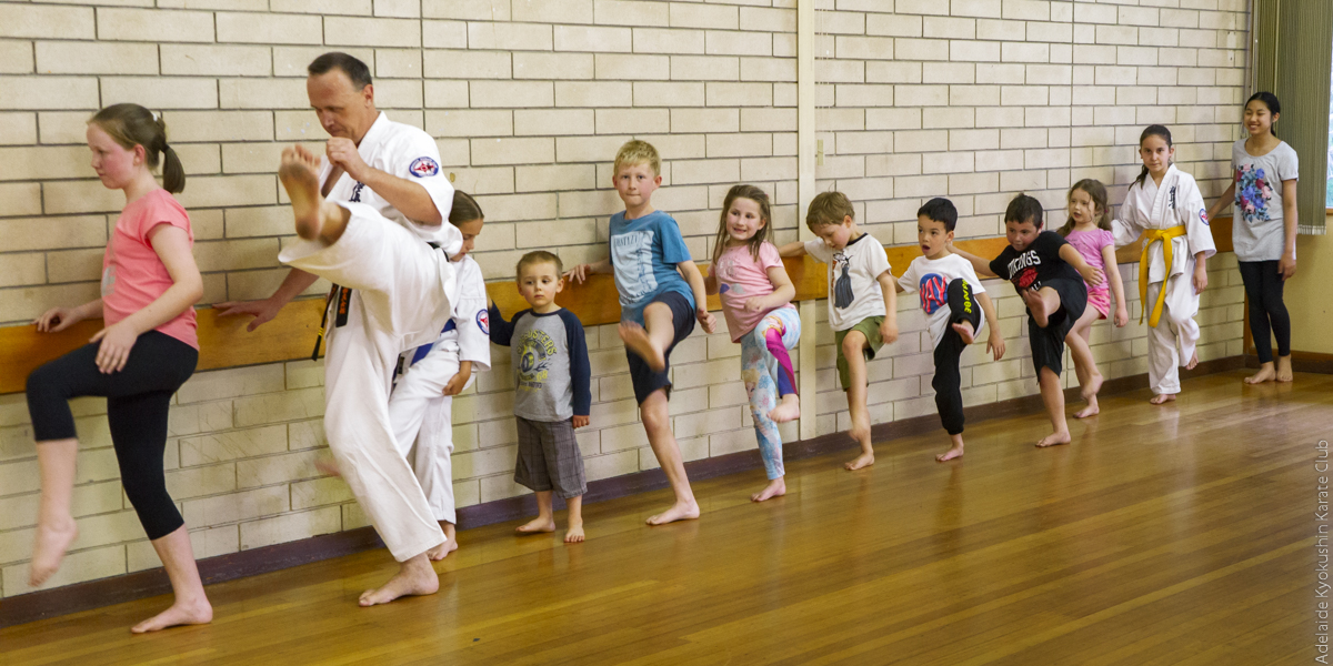 Adelaide Kyokushin Karate Club