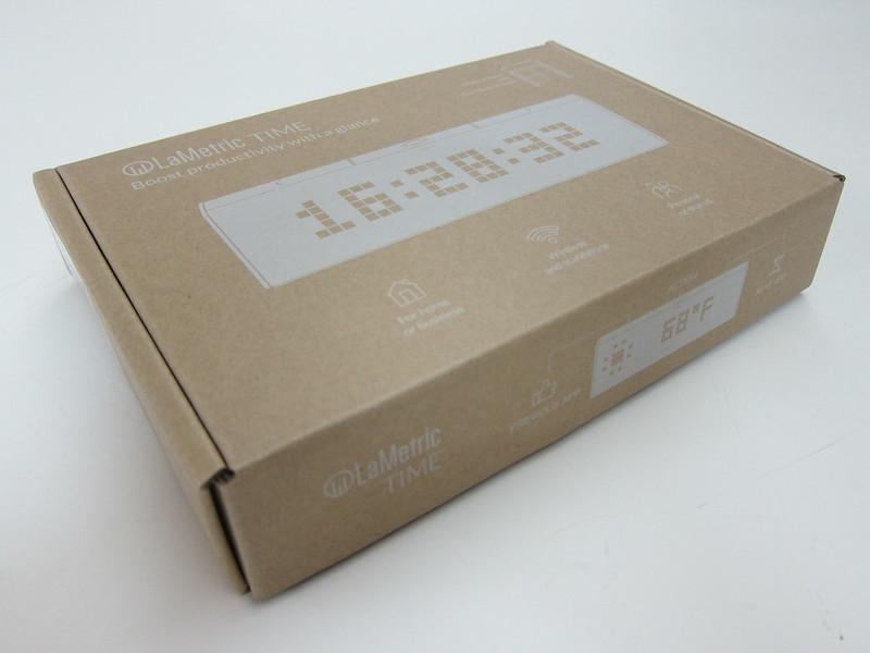 LaMetric Time - Box