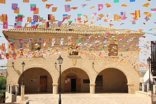 FAVARA, Baix Aragó - Casp, Casa de la Vila