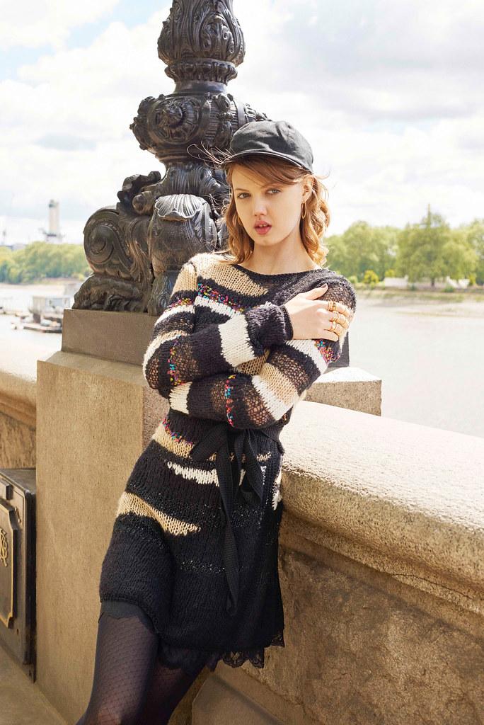 Линдси Виксон — Фотосессия для «Bergdorf Goodman» 2015 – 17