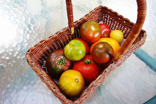 At Home: Summer Produce (2015)