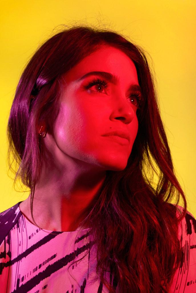 Никки Рид — Фотосессия для «Сонная Лощина» на «NY Comic Con» 2015 – 1