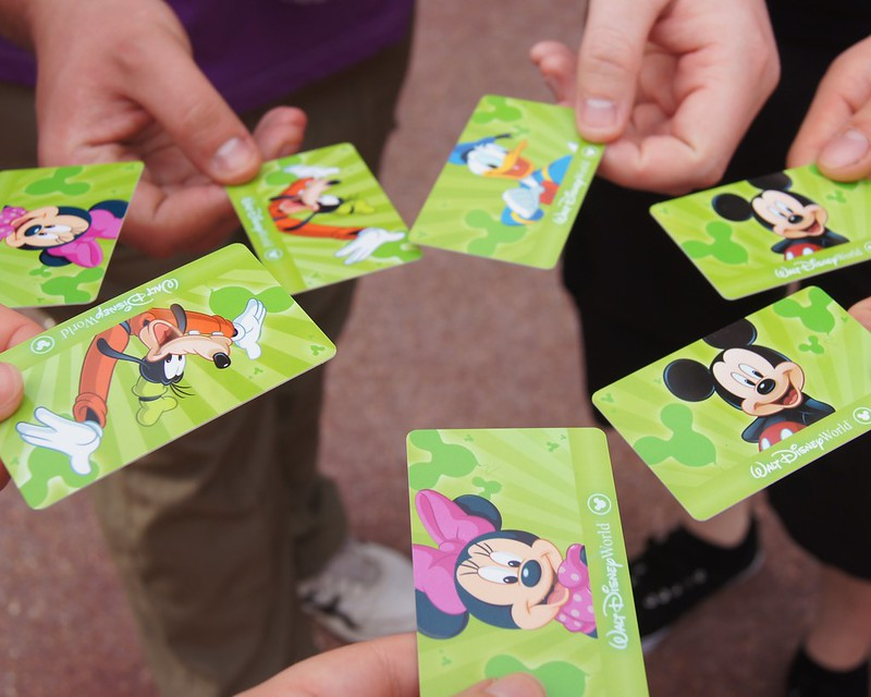 Disney Roundup - Park Tickets
