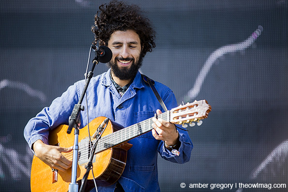 Jose Gonzalez @ Treasure Island Music Festival, SF 10-18-2015 01