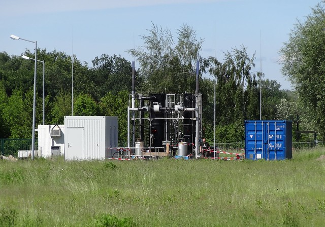 Spurenstoff-Entfernung geht nun in Serien-Test