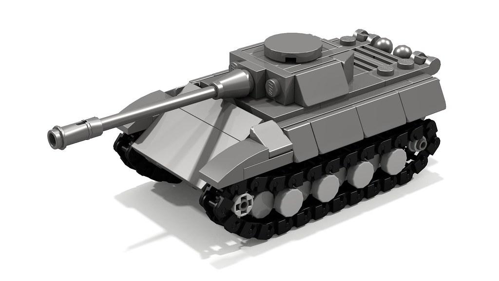 Panther mini tank