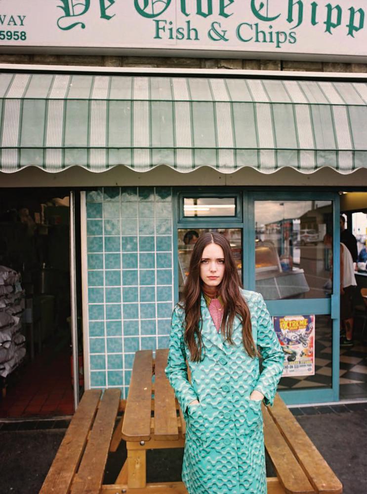 Стэйси Мартин — Фотосессия для «So it Goes» 2015 – 4